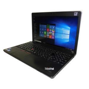 送料無料 中古ノートパソコン Windows10 OS付き  Lenovo ThinkPad Edge E530 3259-B32 Core i5-3210M 2.5GHz/4GB/320GB/マルチ/無線LAN/HDMI/15.6型|aqua-light