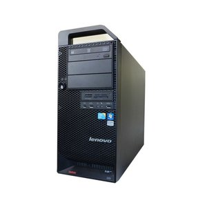 中古ワークステーション Lenovo ThinkStation D20 4155-R91【Xeon E5506 2.13GHz/8GB/250GB×2/FX380】|aqua-light