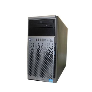 HP ProLiant ML310e Gen8 675241-B21【Xeon E3-1220 v2 3.1GHz/4GB/HDDなし】