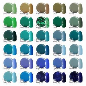 カラージェル 130種 3g LED UV対応 ジェルネイル aqua-nail 06