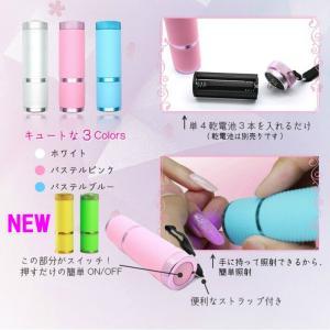 UVライト LEDライト ペン型 ネイル レジンにも便利 ジェル ネイル レジンクラフト 手芸|aqua-nail|03