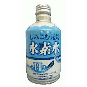 【2ケースセット】しみこむ元気 水素水 310ml×24本×2|aquabar-style