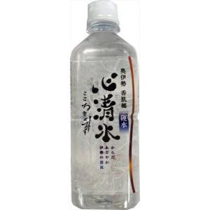 [2CS]心清水500ml×24×2ケース|aquabar-style