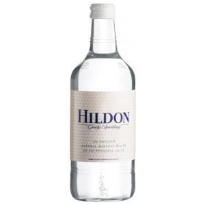 HILDON(ヒルドン)発泡  500ml×24本×2ケース グラスボトル|aquabar-style