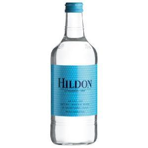 HILDON(ヒルドン)無発泡  500ml×24本×2ケース グラスボトル|aquabar-style