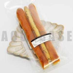三矢のパティシエシリーズ ペット用 パン グリッシーニ 25cm|aquabase