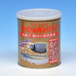 テトラ クリルE 100g缶|aquabase
