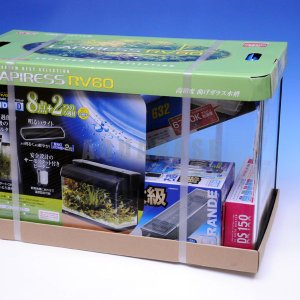 GEX ラピレス RV60 8+2点セット 【50Hz地域専用】|aquabase