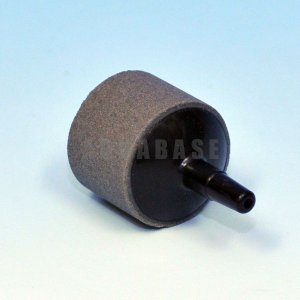 いぶきエアーストーン 25mm 丸型 #180|aquabase