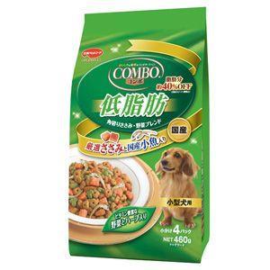 ビタワンコンボ 低脂肪 角切りささみ・野菜ブレンド 460g|aquabase