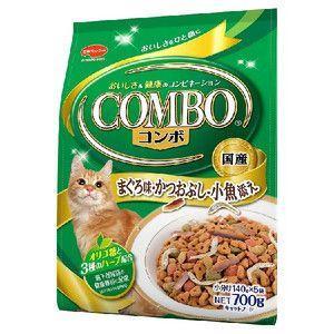 ミオコンボ まぐろ味・かつおぶし・小魚添え 700gの関連商品4