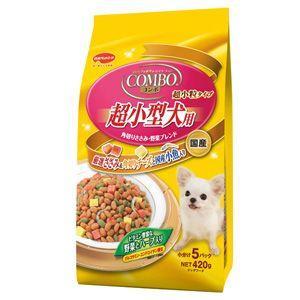 ビタワンコンボ 超小型犬用 角切りささみ・野菜ブレンド 420g|aquabase