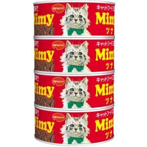 ミミー ツナ 150gx4缶 aquabase