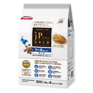 ジェーピースタイル ゴールド 1〜6歳までの成犬用 2.4kg|aquabase