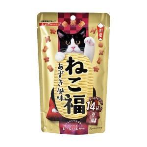 日清ペットフード ねこ福 あずき風味 3g×14袋入 aquabase