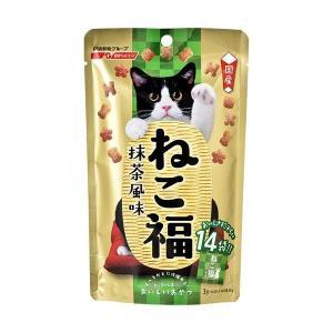 日清ペットフード ねこ福 抹茶風味 3g×14袋入 aquabase