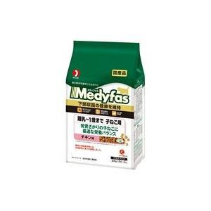 メディファス 子ねこ用 チキン味 1.5kg|aquabase