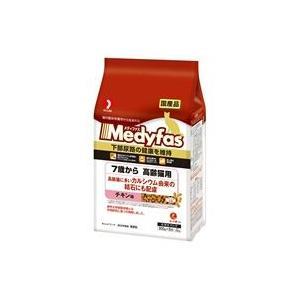 メディファス 高齢猫用 チキン味 1.5kg|aquabase