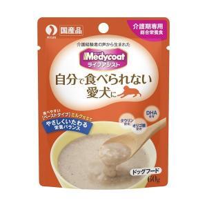 メディコート ライフアシスト ペーストタイプ ミルク仕立て 60g|aquabase