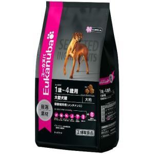 ユーカヌバ 1-4歳用 メンテナンス 大型犬種 13.5kg 【特売】|aquabase