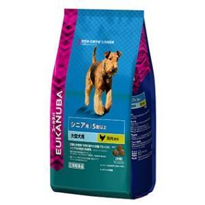 ユーカヌバ シニア用 5歳以上 大型犬種 2.7kg|aquabase