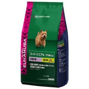 ユーカヌバ スーパーシニア 11歳以上 小型犬種 800g|aquabase