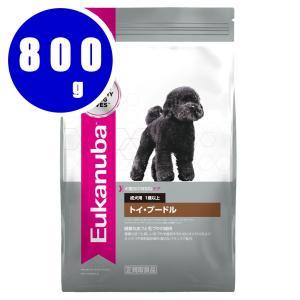 ユーカヌバ Eukanuba トイ・プードル 成犬用 1歳以上 800g|aquabase