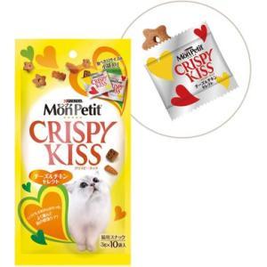 モンプチ クリスピーキッス チーズ&チキンセレ...の関連商品8