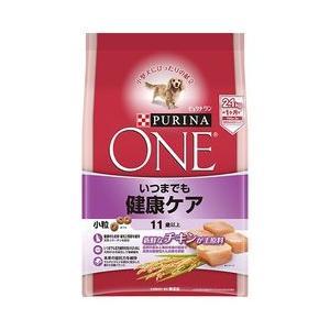 ピュリナワン ドッグ 11歳以上 いつまでも健康ケア 小粒 チキン 2.1kg|aquabase