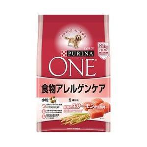 ピュリナワン ドッグ 1歳以上 食物アレルゲンケア 小粒 サーモン 2.1kg|aquabase