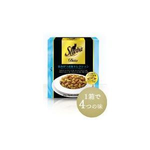 シーバ デュオ 旨みがつお味セレクション 240g 【特売】|aquabase