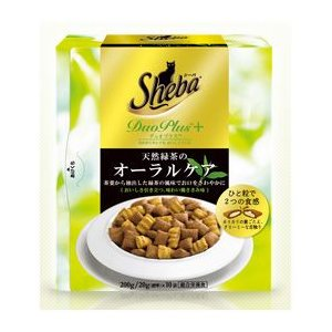 シーバ デュオプラス 天然緑茶のオーラルケア 200g 【特売】|aquabase