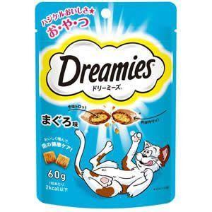 ドリーミーズ まぐろ味 60g|aquabase