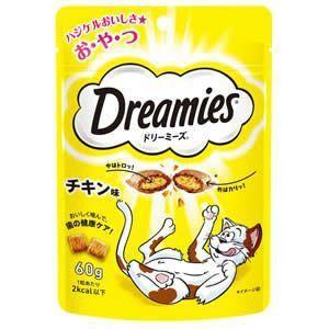ドリーミーズ チキン味 60g|aquabase