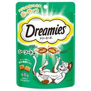 ドリーミーズ シーフード味 60g|aquabase