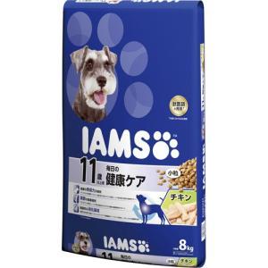 アイムス 11歳以上用 毎日の健康ケア チキン 小粒 8kg|aquabase