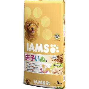 アイムス 12か月までの子いぬ用 チキン 小粒 5kg|aquabase