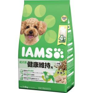 アイムス 成犬用 健康維持用 チキン 小粒 2.6kg|aquabase