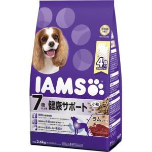 アイムス 7歳以上用 健康サポート ラム&ライス 小粒 2.6kg|aquabase