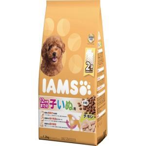アイムス 12か月までの子いぬ用 チキン 小粒 1.2kg|aquabase