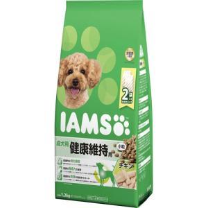 アイムス 成犬用 健康維持用 チキン 小粒 1.2kg|aquabase