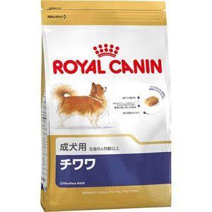 ロイヤルカナン チワワ 成犬用 3kg|aquabase