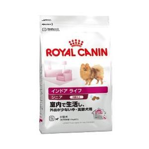 ロイヤルカナン インドアライフ シニア 中・高齢犬用 2kg|aquabase