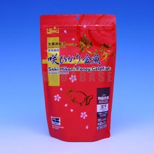 キョーリン 咲ひかり金魚 艶姿 特級色揚用 500g 赤 【特売】|aquabase