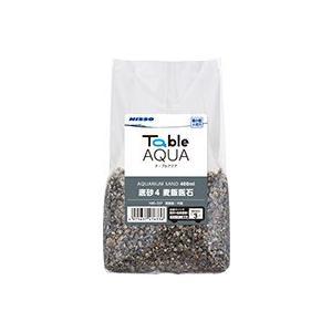 ニッソー テーブルアクア底砂4 麦飯医石 400ml|aquabase