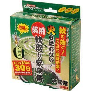ドギーマン 薬用 蚊取り安泉香 【超特売】|aquabase