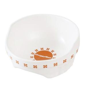 ドギーマン 便利なクローバー陶製食器 M|aquabase