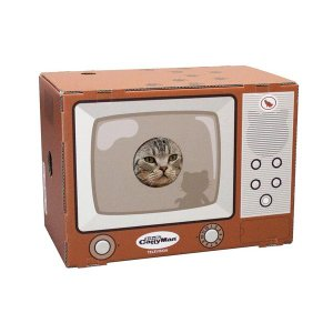 キャティーマン 爪みがきにゃんボックス テレビ|aquabase