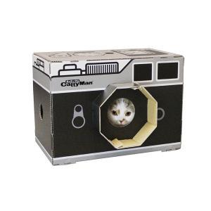 キャティーマン 爪みがきにゃんボックス カメラ|aquabase