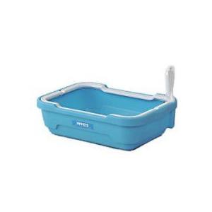 ボンビアルコン しつけるトイレ C-S ライトブルー 【特売】 aquabase